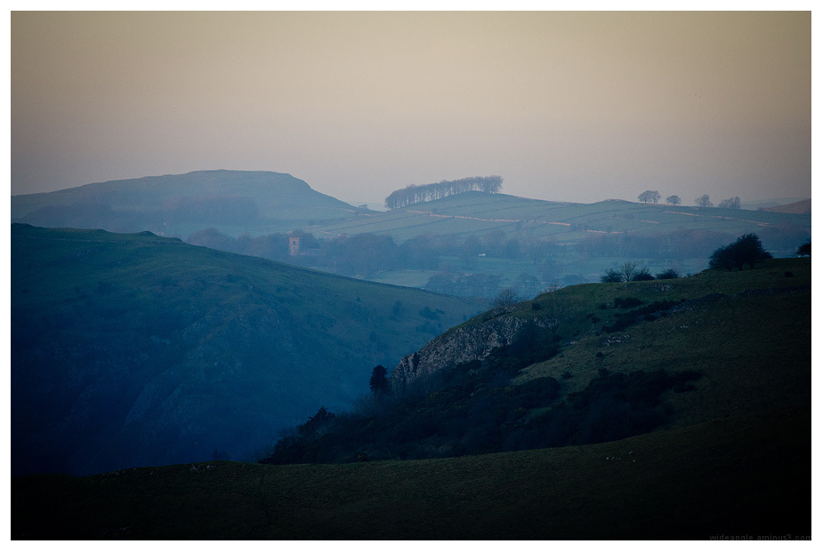 dovedale peaceful after dark