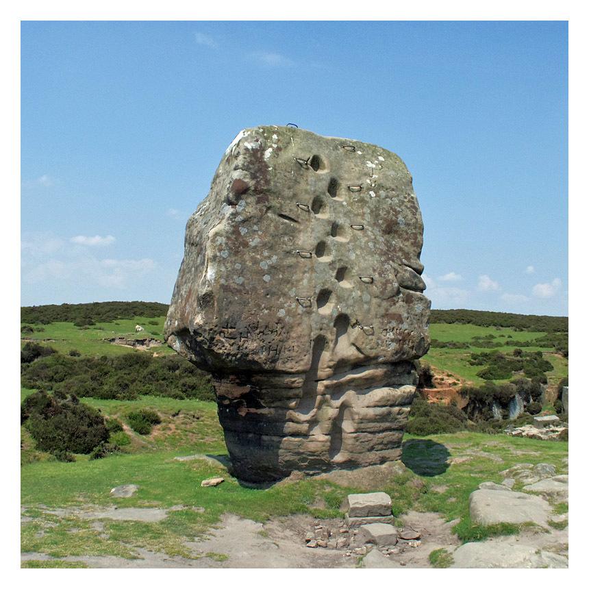 climbing rock handles stanton moor