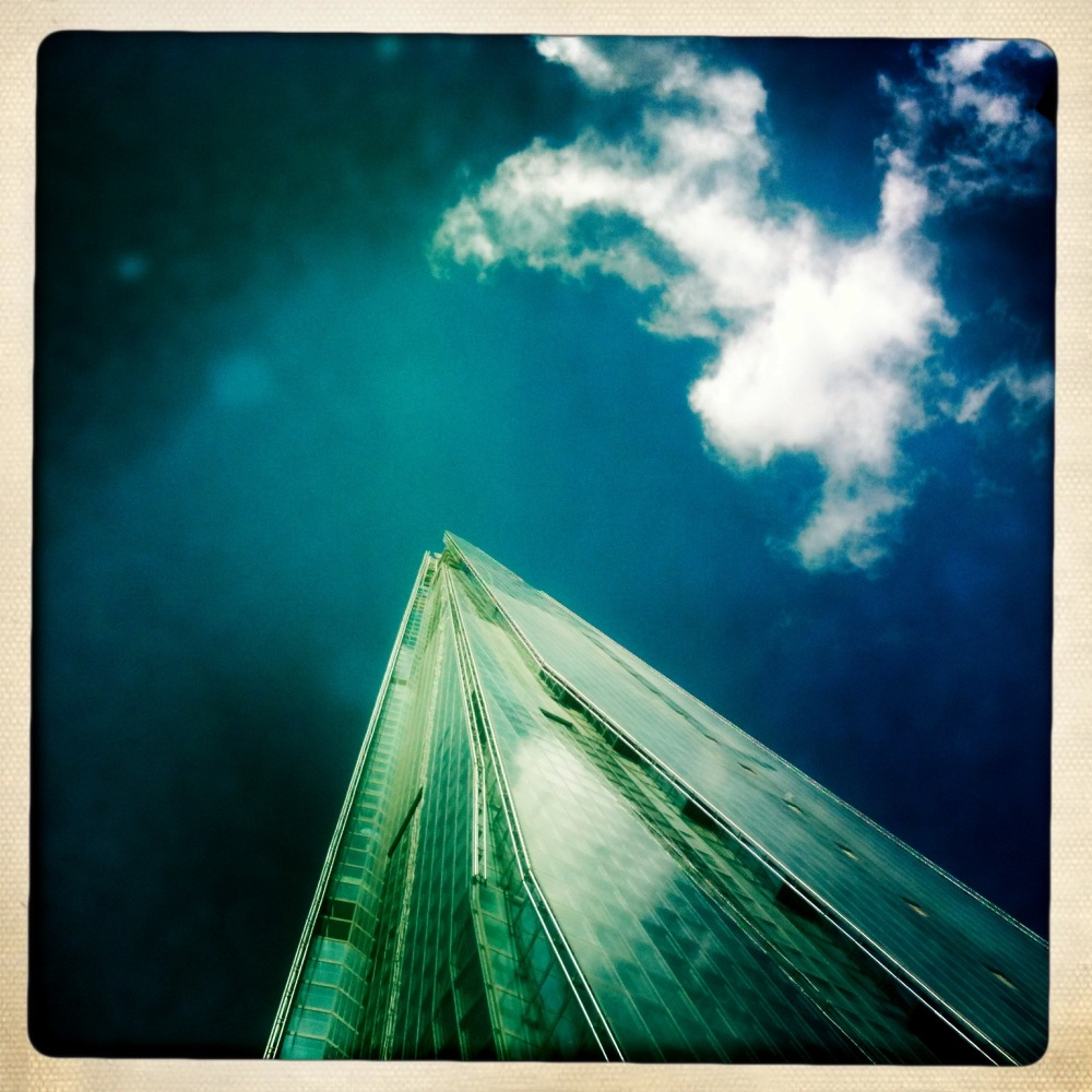 london shard skyscraper tall building