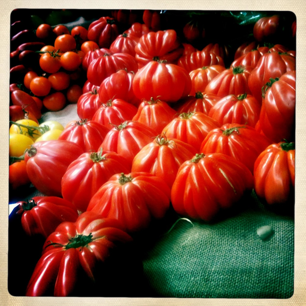 tomatoes borough market london