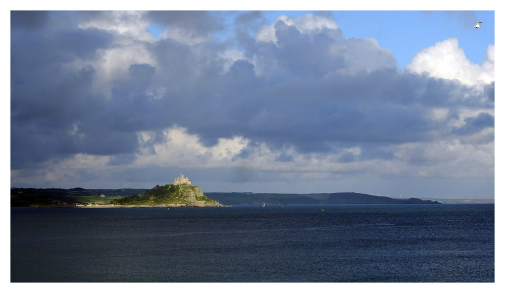 st michaels mount south west cornwal