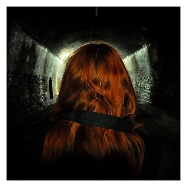 red hair tunnel kitty monsal trail derbyshire