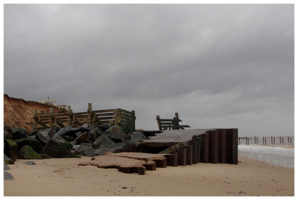 A Mishmash of Defences at Happisburgh