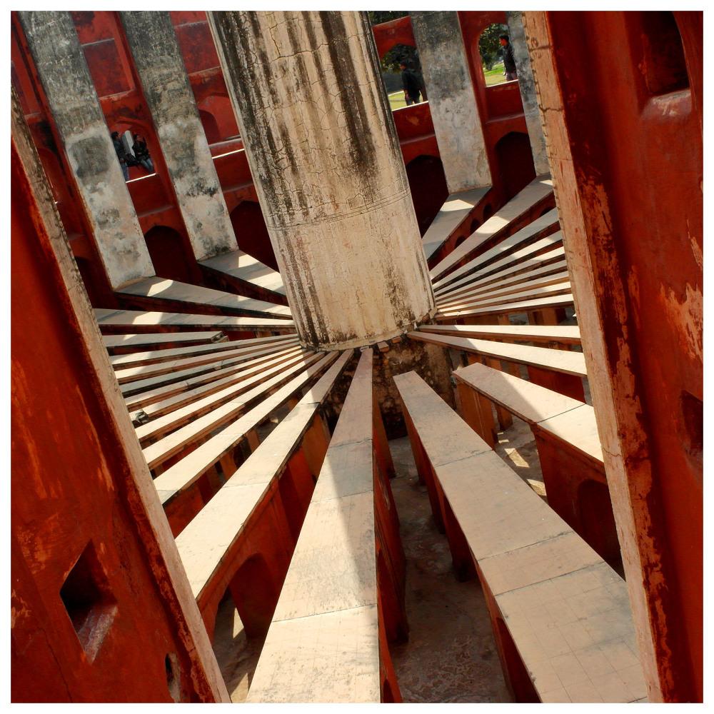 jantar mantar new delhi observatory