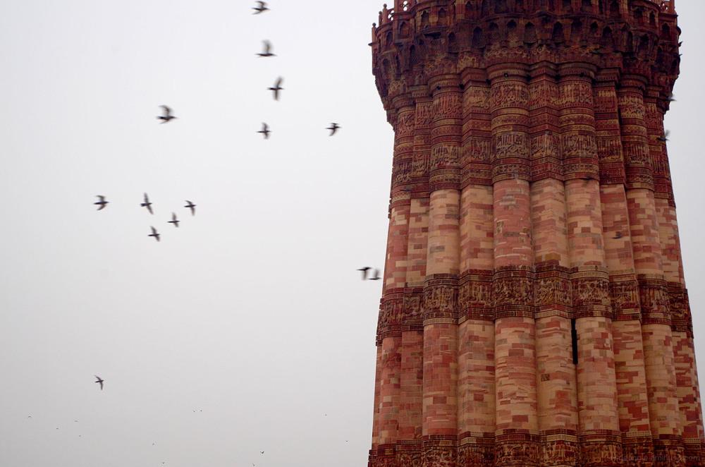 Qtab Minar delhi