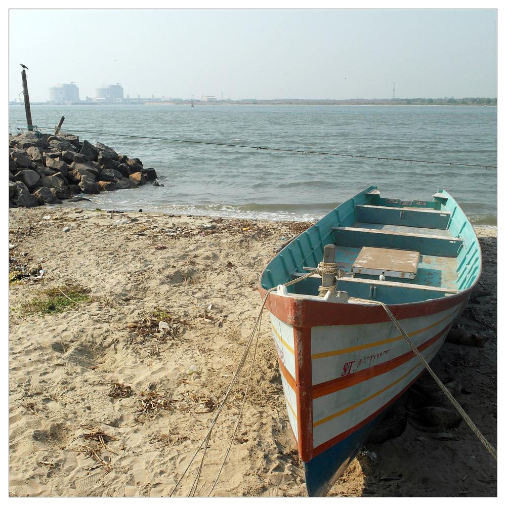 kochi fishing boat india