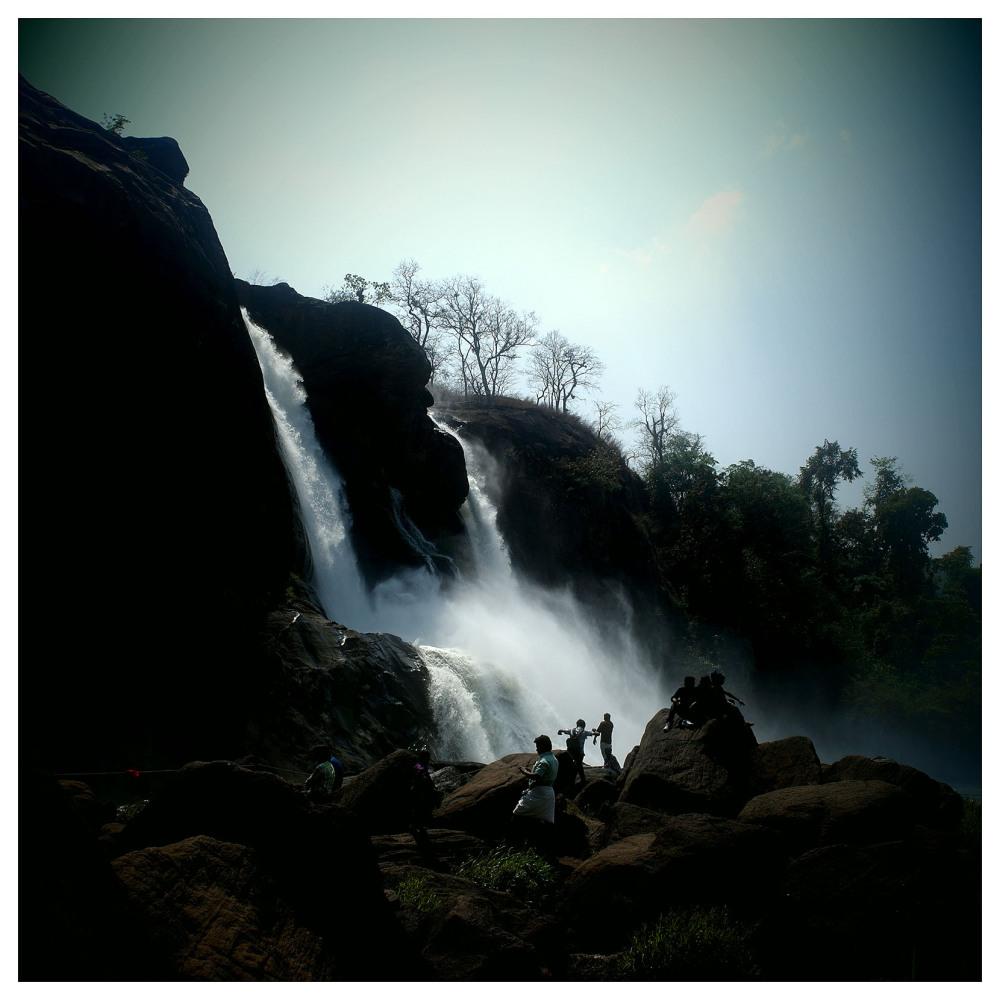 Athirampally Waterfalls kerala