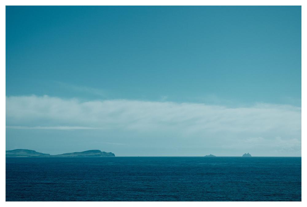 islands kerry peninsular atlantic ocean