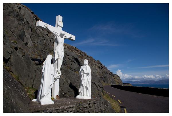 Roadside Shrine Dingle Peninsular