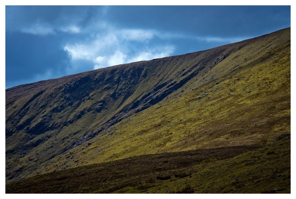 mountains kerry dingle peninsular