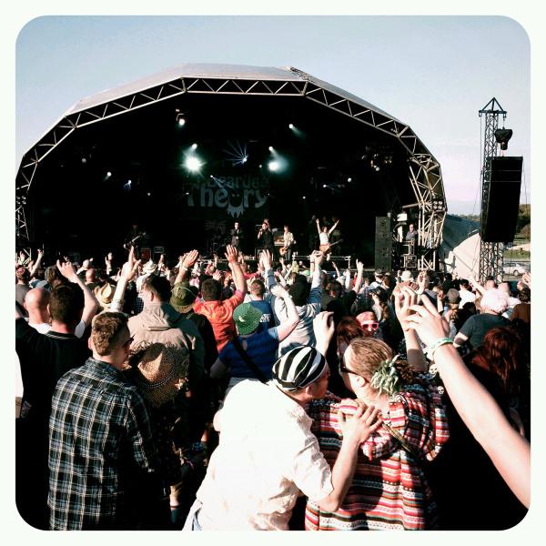 bearded theory festival derbyshire