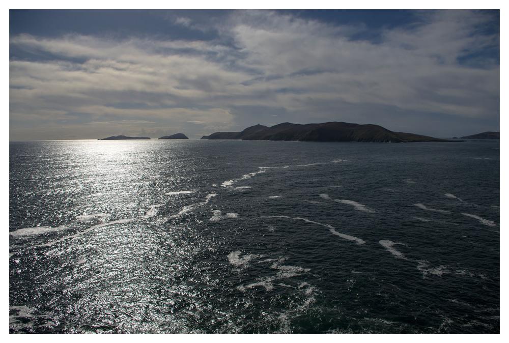 calm ocean waters kerry ireland