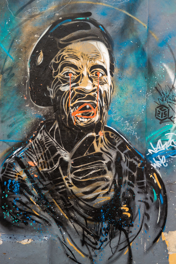 street art graffiti marseille france