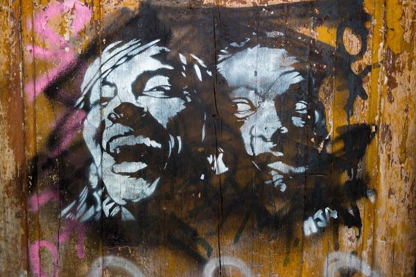 Marseille Graffiti