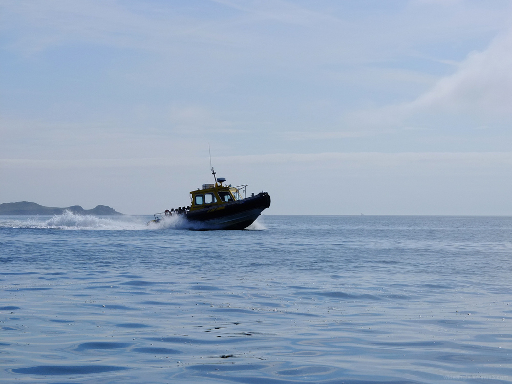 fast boat atlantic scilly