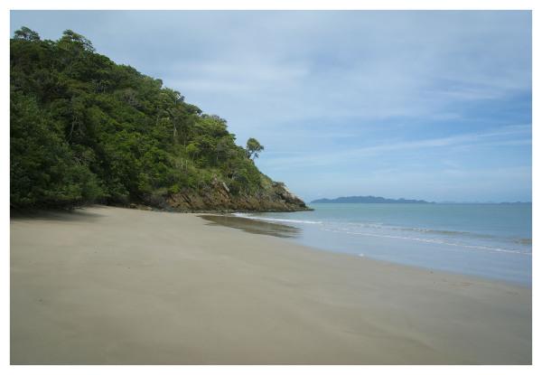 beach tropical koh lanta warm sea