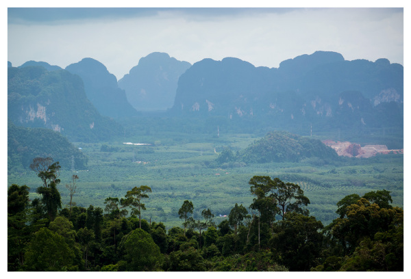 Jungle View, Krabi Province