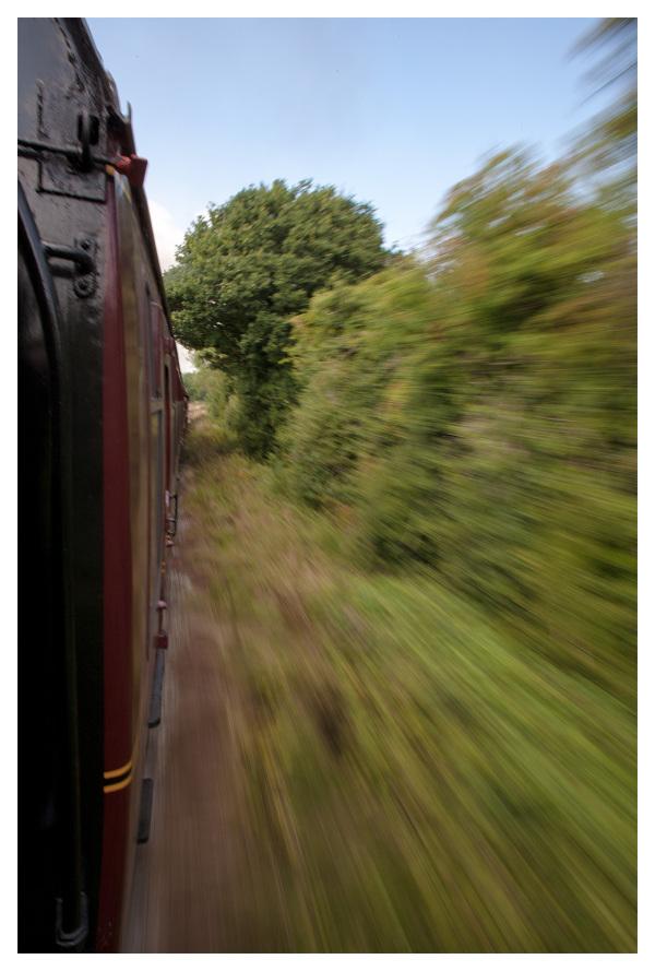 Steam Powered Travel
