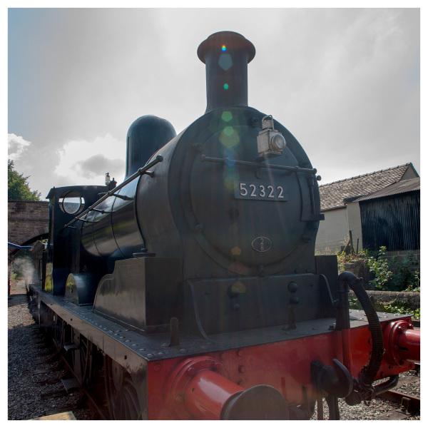 Steam Train 52322