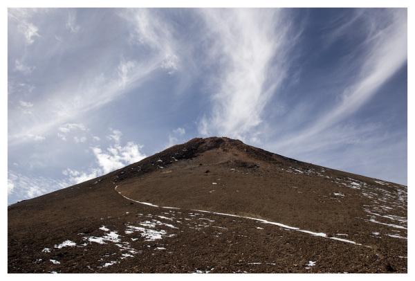 mountains teide tenerife altitude