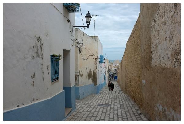 street sousse tunisia