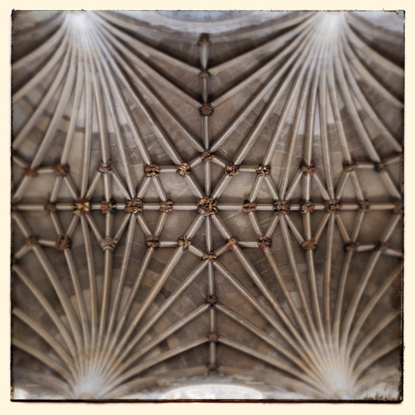 Vaulted Ceiling, Norwich Cathedral