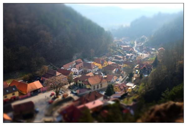 Karlstein Town