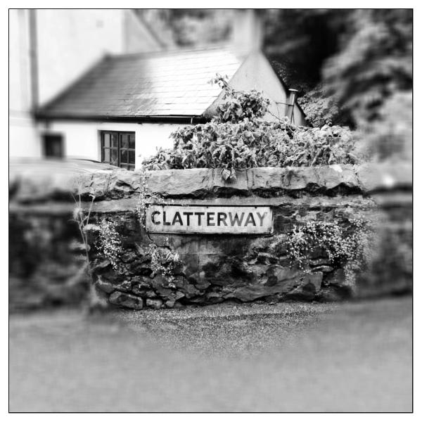 clatterway street names bonsall derbyshire
