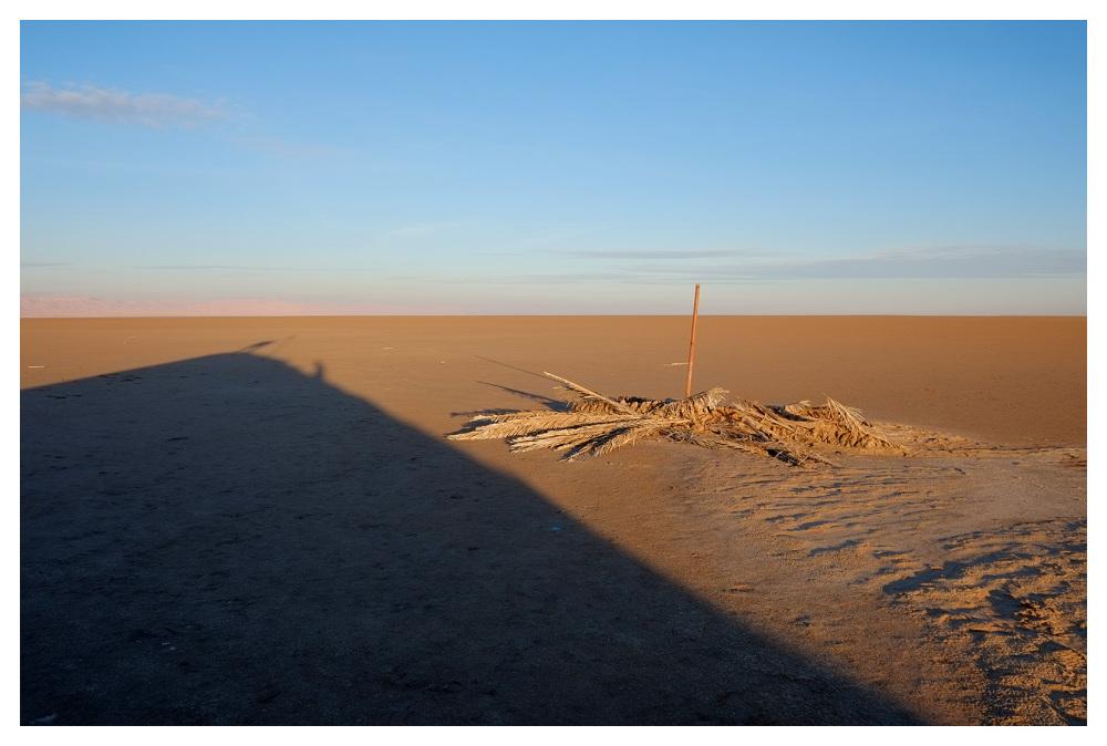 shadow mountains desert tunisia