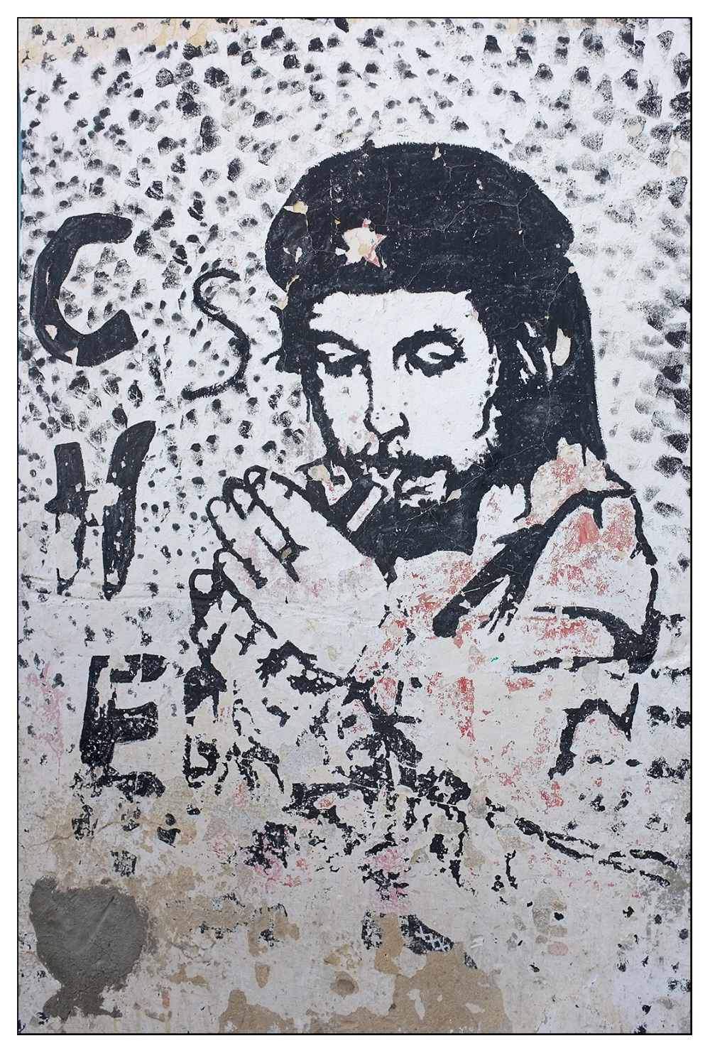 che graffiti sousse tunisia