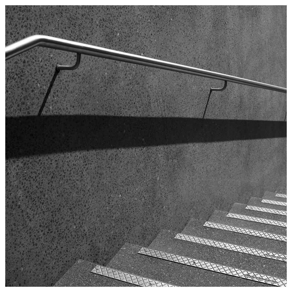 Steps Stairs Rail Sunlight fovean