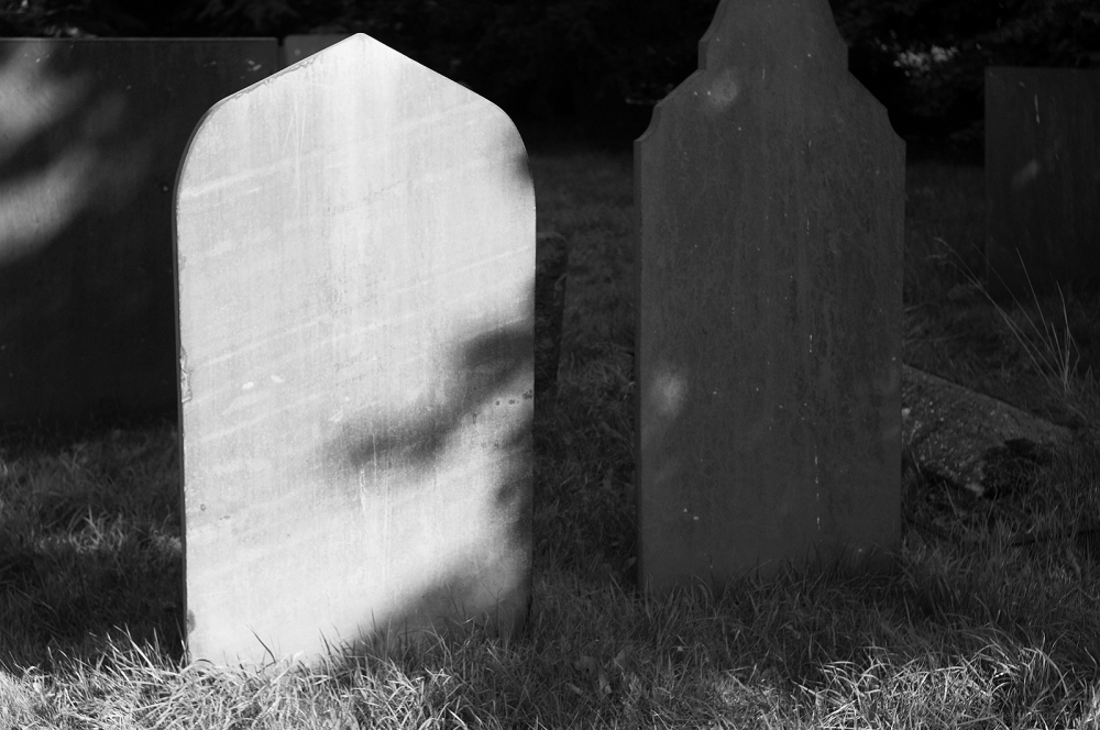 light shade graves each side