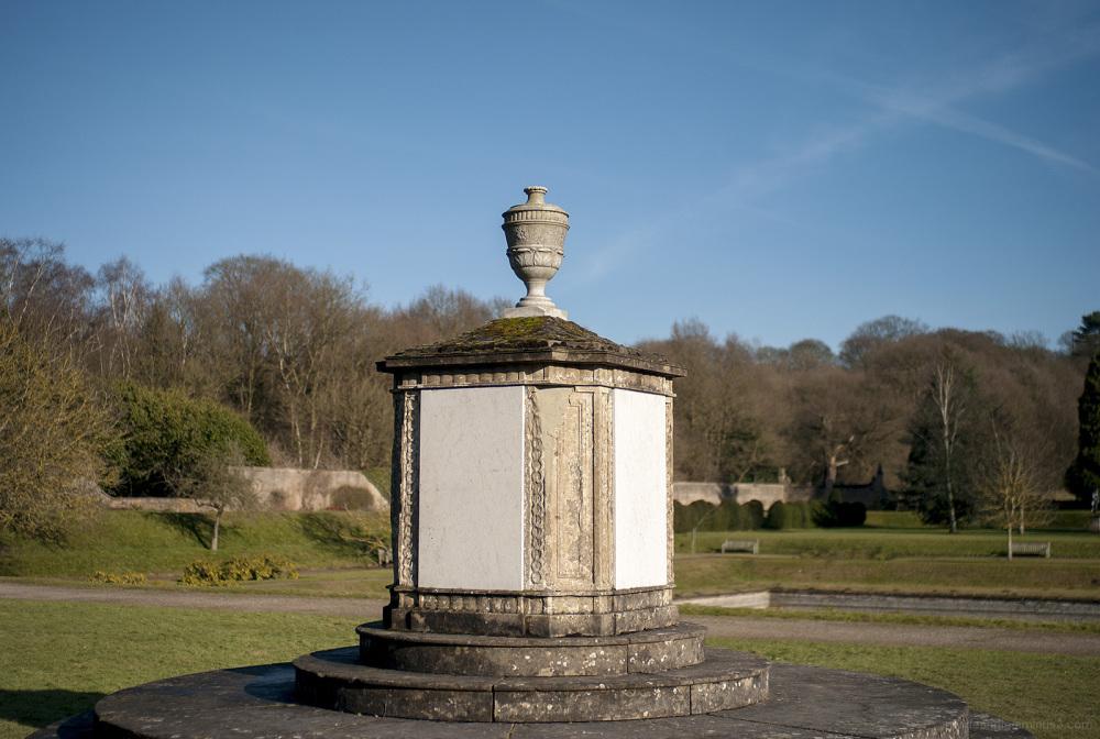 urn newstead abbey nottingham byron