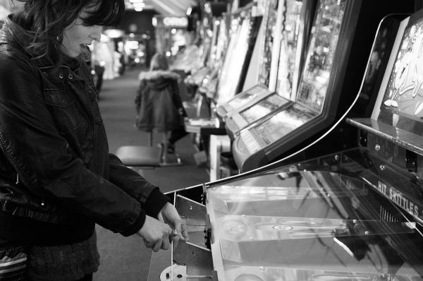 Tu'penny Arcade, Skegness Pier
