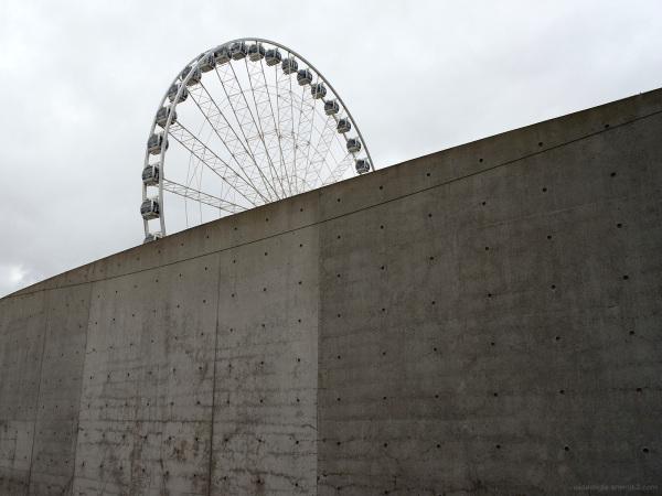 Wheel & Cement