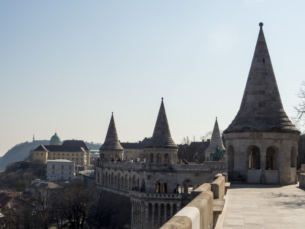 Castle Hill Views, Budapest