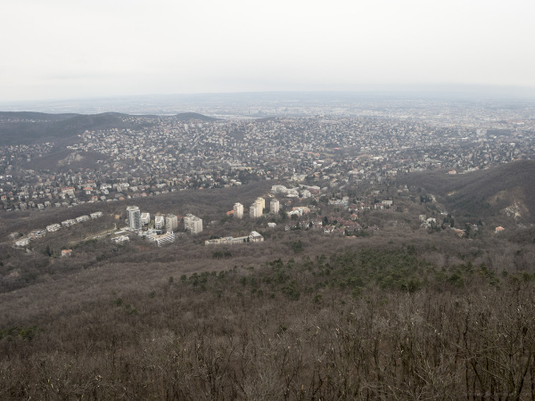 Hills Above Budapest