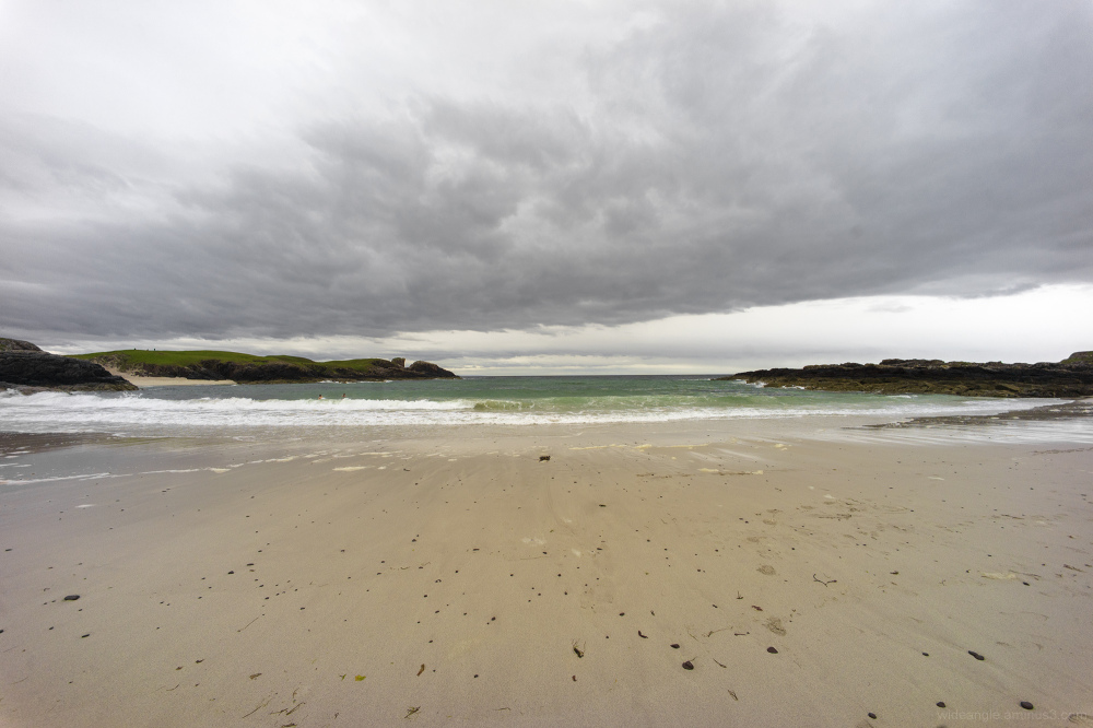 northern scotland clachtoll beach