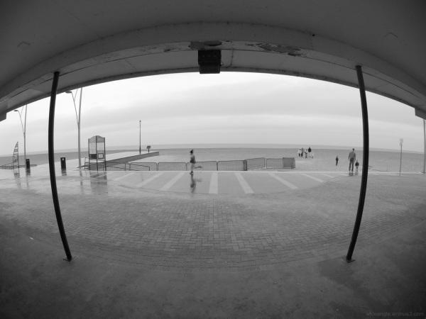 Rainy Day in Yarmouth