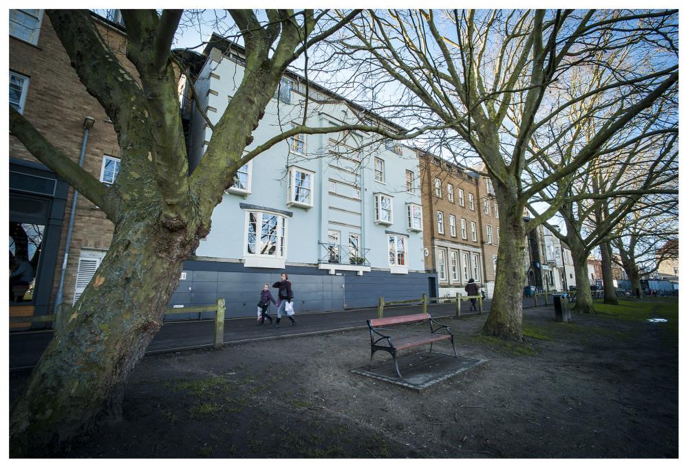 cambridge street scenes