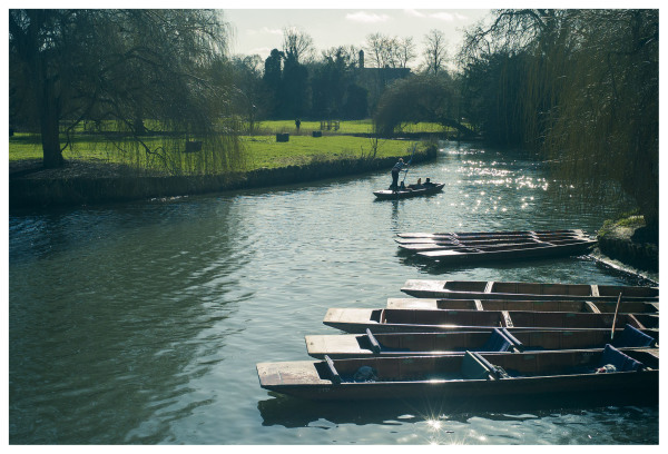 A Punt on The Cam