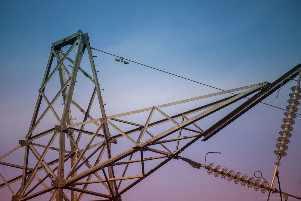 electricity pylon metal structure 500mm