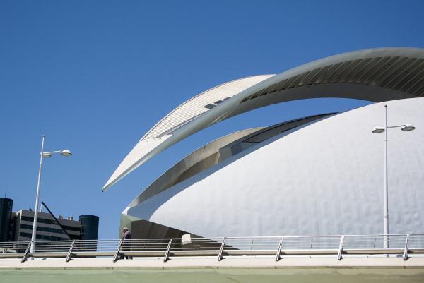 Performing Arts Centre, Valencia