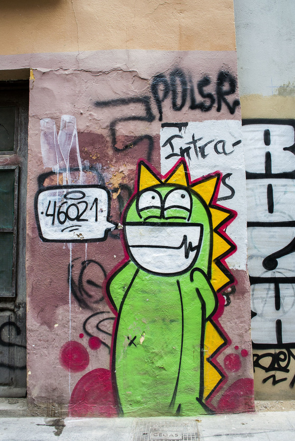 Valencia Graffiti 7
