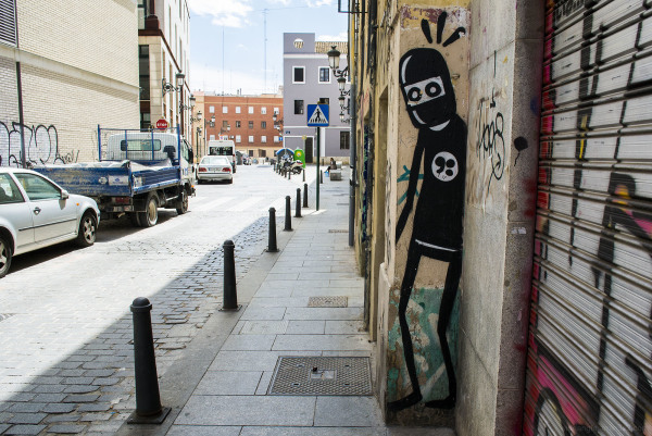 ninjaman valencia graffiti series