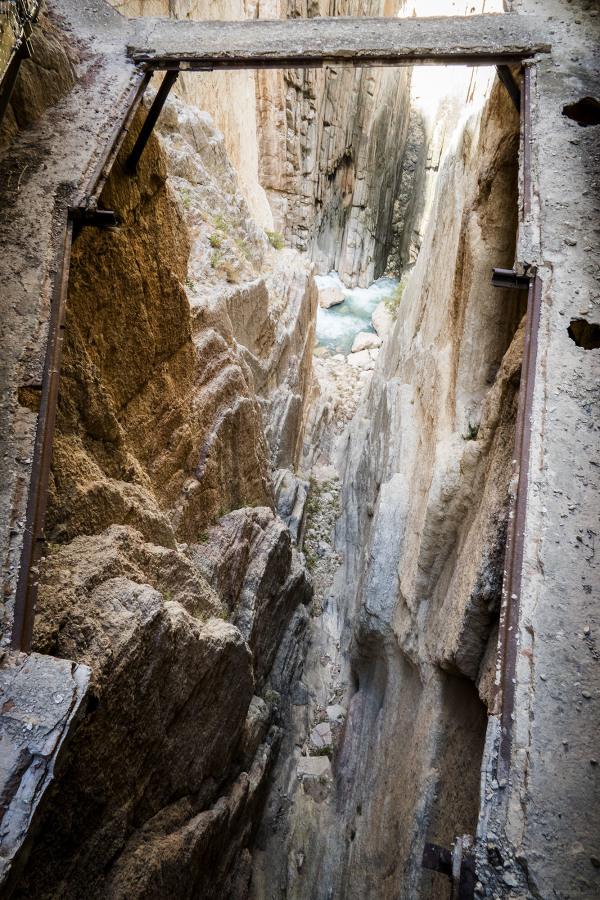 El Chorro Gorge Walk (15)
