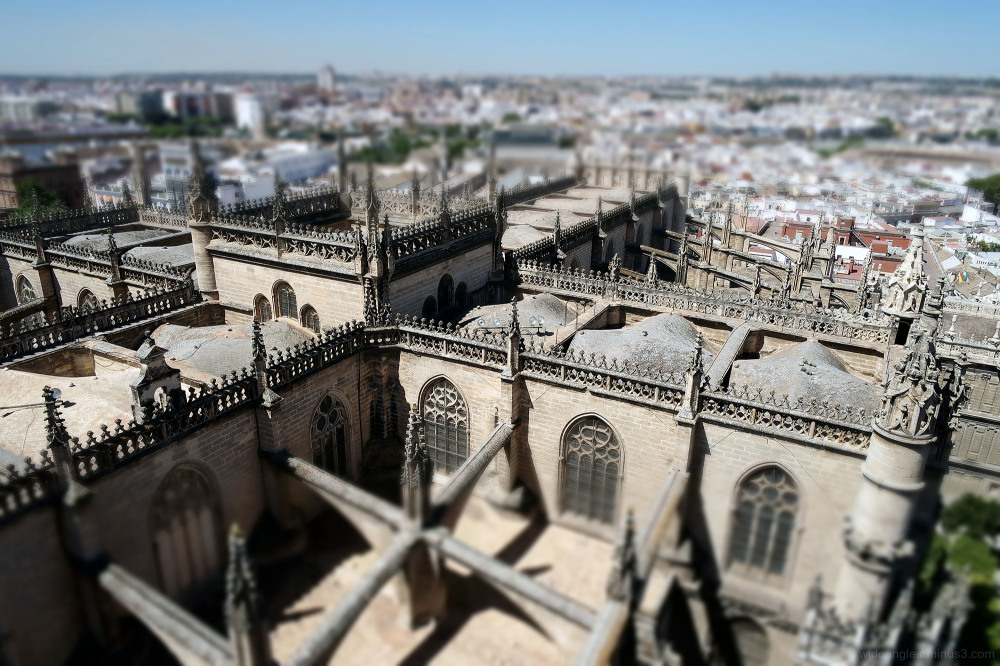 seville miniatures giraldo cityscape