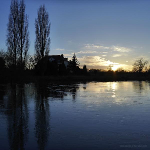 Sunset, Shardlow, Another Night