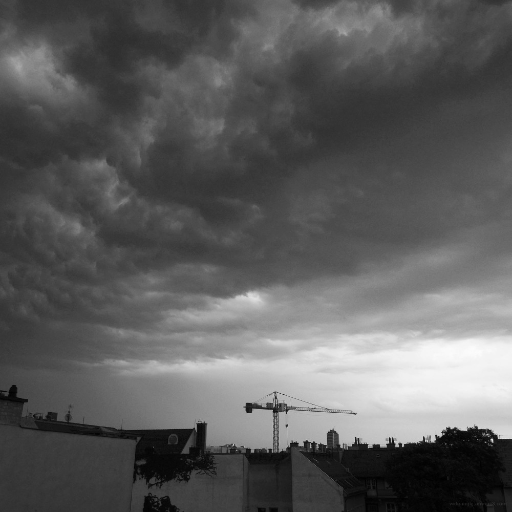 storm clouds rain lightning thunder