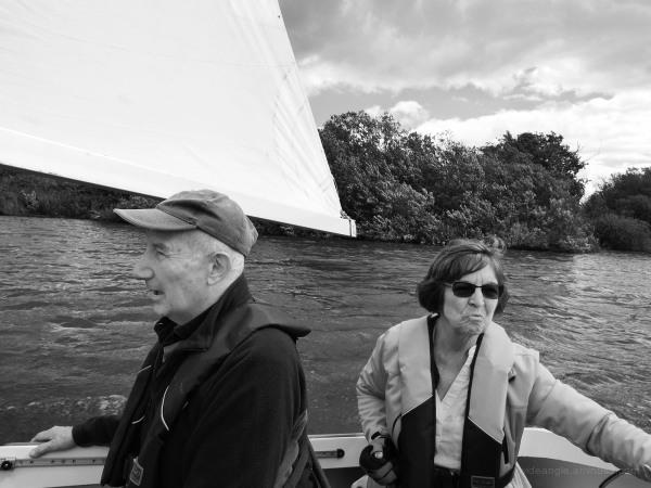 Dave & Lynn's Sailing Boat